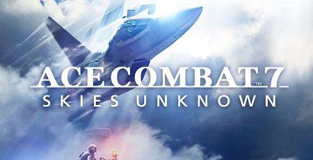 エースコンバット7 E3 PV 戦闘画面に関連した画像-01