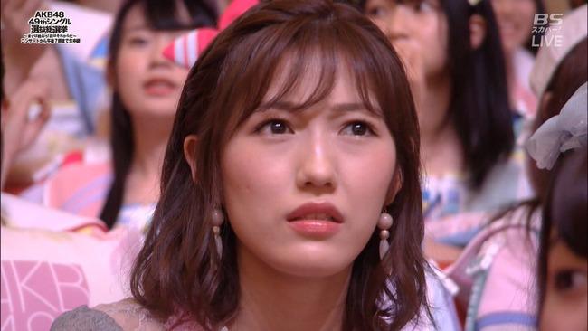 須藤凜々花 AKB総選挙 AKB48 NMB48 まゆゆ 渡辺麻友 反応に関連した画像-09