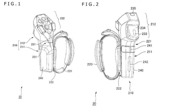 PSVR コントローラー 特許に関連した画像-03