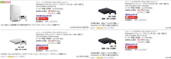 PS4 品薄に関連した画像-04