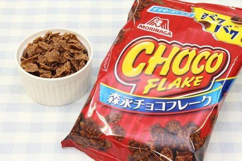 チョコフレーク販売減少スマホに関連した画像-01