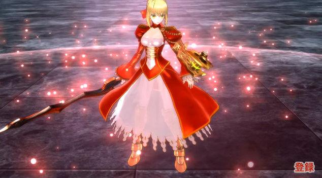 フェイト/エクステラ Fate無双 Fate フェイト プレイ動画に関連した画像-03