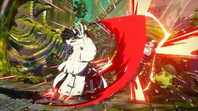 ギルティギア ストライヴ 名残雪 レオ=ホワイトファング PS5に関連した画像-10