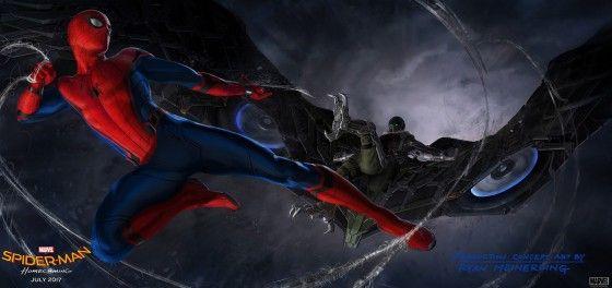 アイアンマン 参戦 スパイダーマン 最新作 スパイダーマン:ホームカミング トニー・スターク トム・ホランドに関連した画像-01