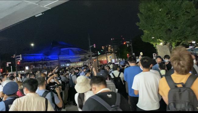 オリンピック 東京五輪 開会式 会場 周辺 デモ 反対に関連した画像-03