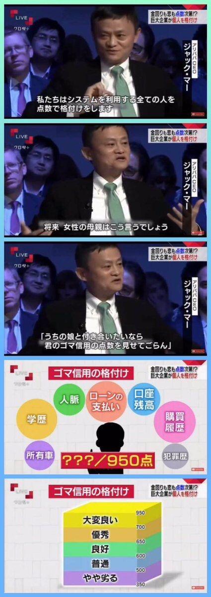 ホロライブ 台湾 炎上 中国人 荒らし 信用スコア 金盾 中国共産党に関連した画像-07