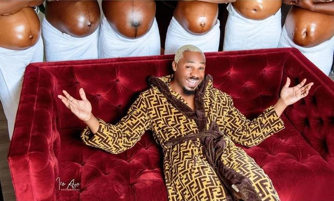 黒人 金持ち 男性 6人同時妊娠 猛バッシング 批判殺到に関連した画像-01