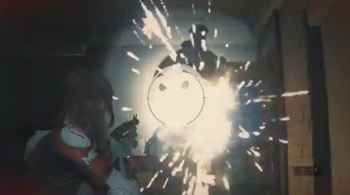 バイオハザードRE2 MOD きかんしゃトーマスに関連した画像-03