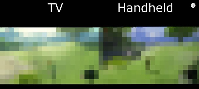 ニンテンドースイッチ「ゼルダ」を使ってTVモードと携帯モードの画質を比較してみた結果…あああ(`;ω;´)