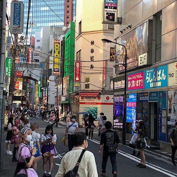 秋葉原 アキバ メイド 客引き に関連した画像-02