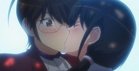 励ましのキスに関連した画像-01