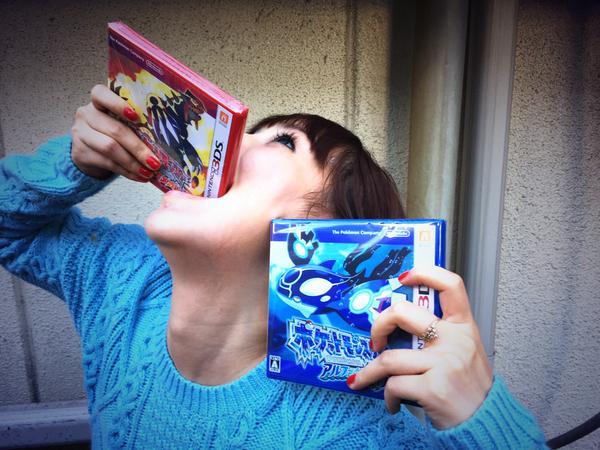 しょこたん 中川翔子 ポケモンに関連した画像-03