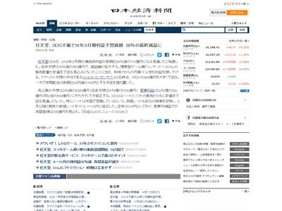 任天堂 3DS 下方修正に関連した画像-02