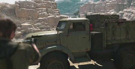 メタルギアソリッド5 噂 水鉄砲 ホールドアップ 車に関連した画像-01