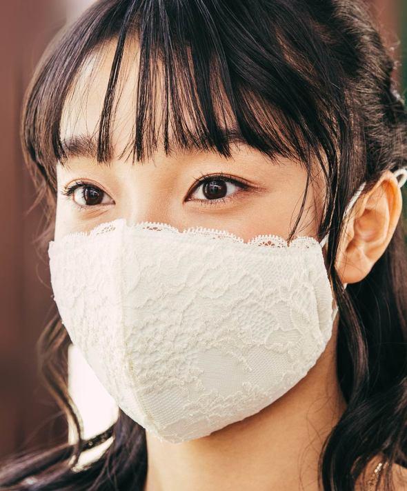 イオン マスク ブラジャー 上品 フォーマルに関連した画像-03