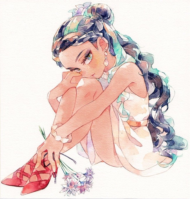 日本人 絵師 ポケモン 黒人 差別 ルリナ ファンアートに関連した画像-04