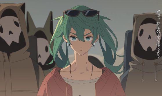 【復活】米津玄師さんが「ボカロP・ハチ」名義で初音ミクMVを投稿!! 曲もアニメ映像もクオリティやべえええ!