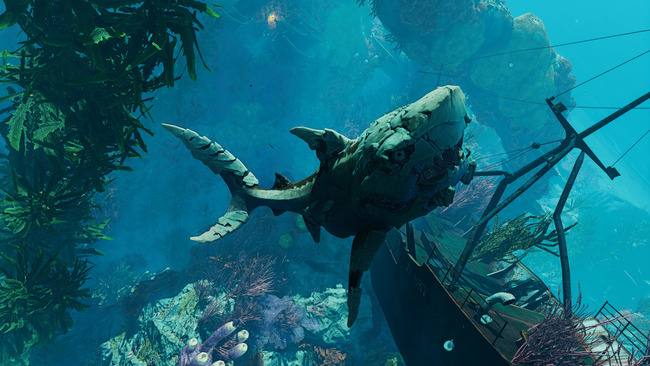 サメゲームManeater配信開始に関連した画像-08
