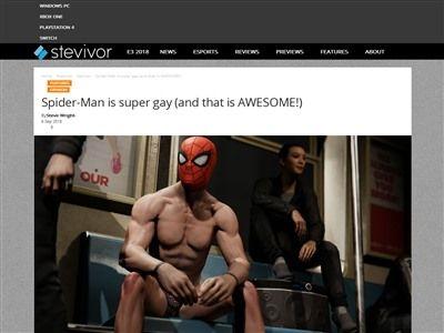 スパイダーマン LGBTに関連した画像-02