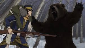 ゴールデンカムイ クマ 自撮り 死亡に関連した画像-01