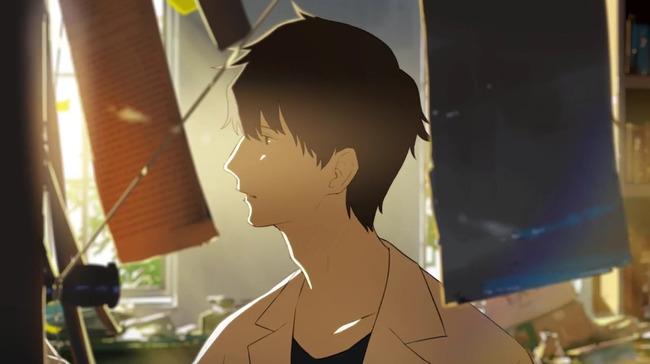 loundraw 学生 イラストレーター 卒業制作 公開 アニメ映像 新海誠 細田守 下野紘 雨宮天 天才に関連した画像-04