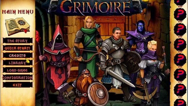 開発20年 Grimoire 発売延期に関連した画像-01