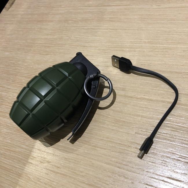 手榴弾 モバイルバッテリー 福岡 空港に関連した画像-02