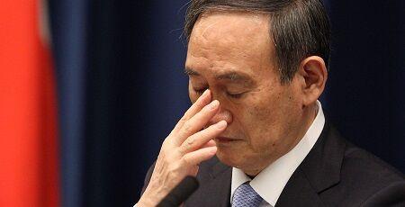 菅首相 退任 総理 辞任 閉会式 パラリンピック 孤独 陰キャに関連した画像-01