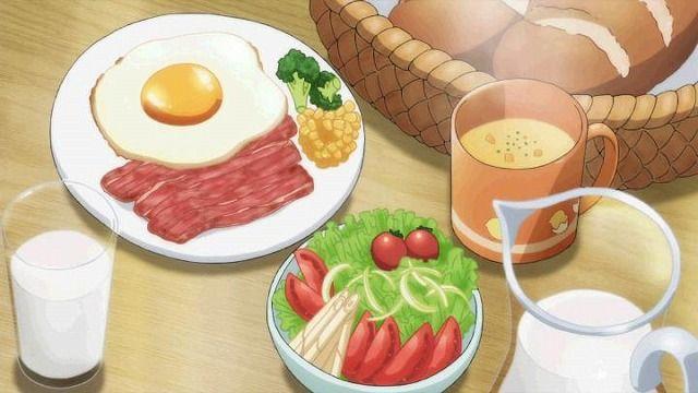朝食 画像 炎上 スプーン バターに関連した画像-01