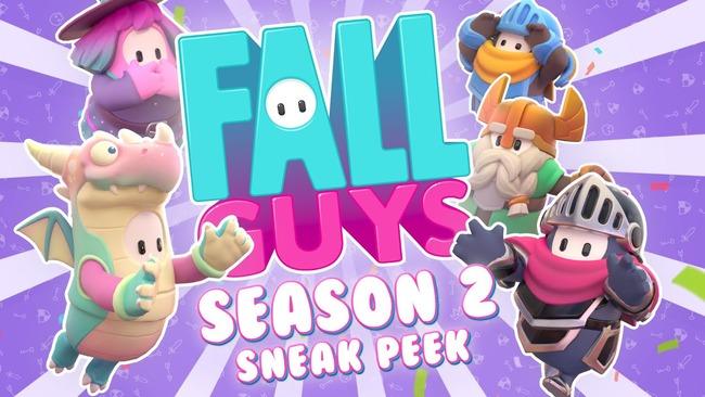 FallGuys シーズン2 名声2倍に関連した画像-01