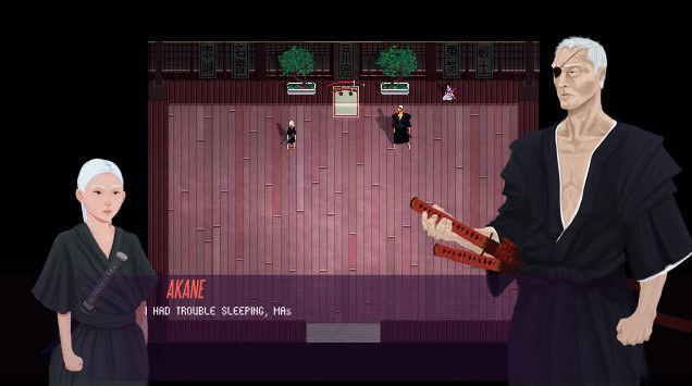 AKANE 朱音 Steam サイバーパンク ヤクザ 日本刀 銃に関連した画像-04