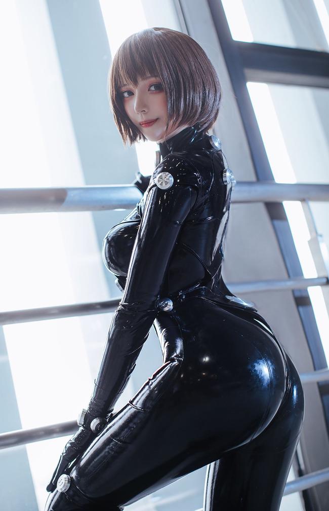世界一 美人 コスプレイヤー ブチャラティ GANTZに関連した画像-04