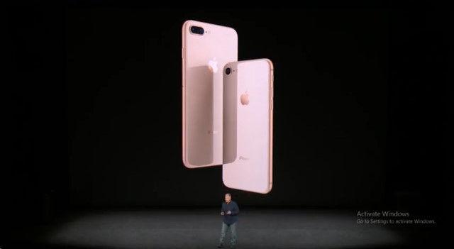 Apple 発表会 iPhone8 iPhone8Plusに関連した画像-05