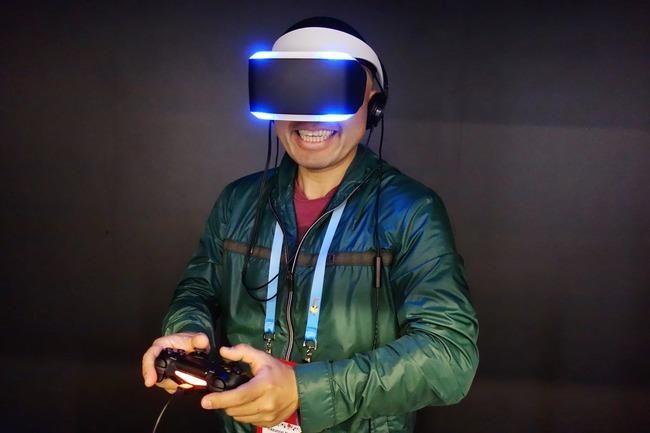 VR ソニー オキュラス Oculus