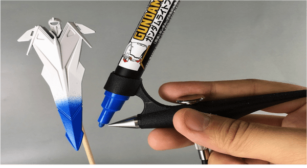 ガンプラ 塗装 エアブラス ガンダムマーカー ガンダムマーカーエアブラシシステムに関連した画像-01