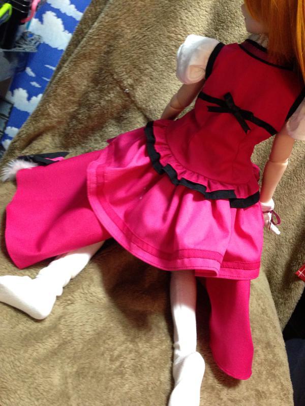 ドール 母親 趣味 衣装 ラブライブ!に関連した画像-04