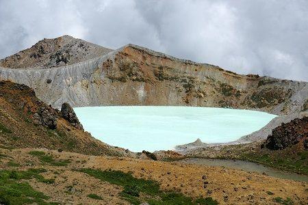 草津白根山 噴火 噴石に関連した画像-01