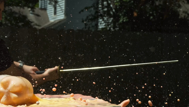 ペットボトル 刀 スカッとに関連した画像-04