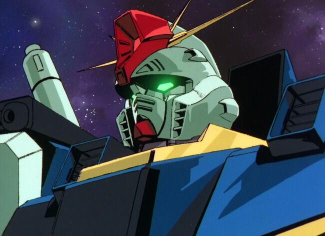 機動戦士ガンダムZZ 序盤 ガンダムシリーズ ガノタ しんどいに関連した画像-01