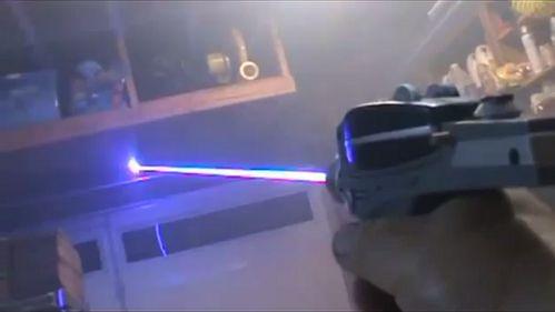 中国 レーザー光線銃 開発 皮膚 炭化に関連した画像-01