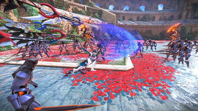フェイト エクステラ リンク グラフィック ゲーム画面 シャルルマーニュに関連した画像-09