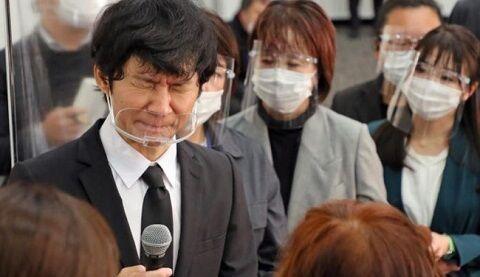 渡部健 会見 謝罪 プロ とくダネ フジテレビ に関連した画像-01