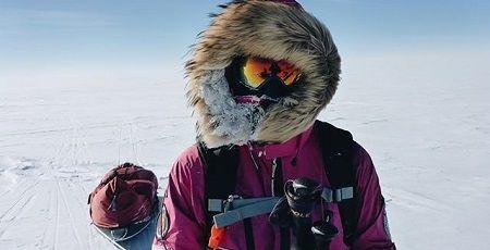 北極点 南極点 サンドイッチ 女性 批判 賞賛に関連した画像-01