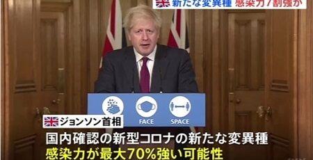 新型コロナウイルス 変異種 感染 東京 日本に関連した画像-01