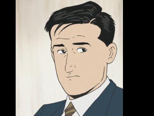 孤独のグルメ 井之頭五郎 堀内賢雄 タテアニメに関連した画像-01