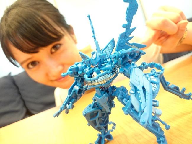 大澤亜季子 プラモデルに関連した画像-02