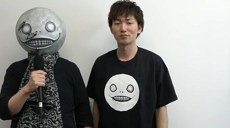 ニーアオートマタ 事前予約 Tシャツに関連した画像-01