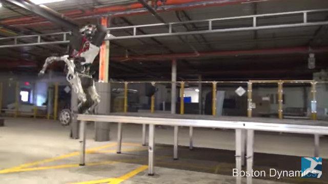 ボストン・ダイナミクス ロボット 2足歩行に関連した画像-15