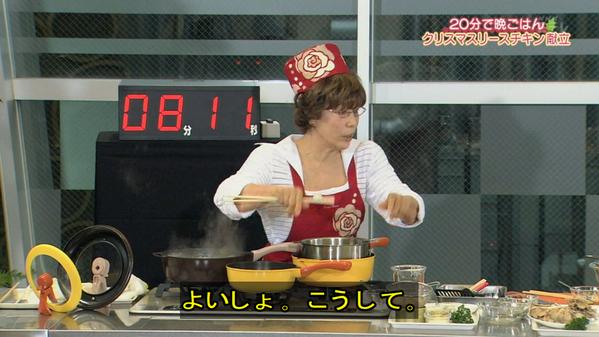 平野レミ クリスマス きょうの料理 20分に関連した画像-30
