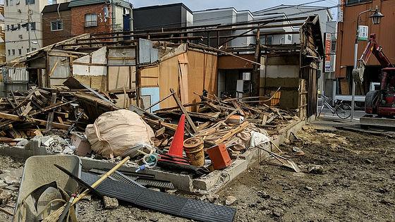GIGIAZINE倉庫破壊事件 建造物損壊罪 地上げ 警察に関連した画像-07
